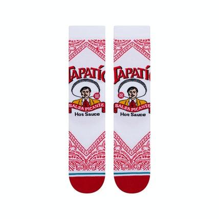 STANCE Tapatio Socks White