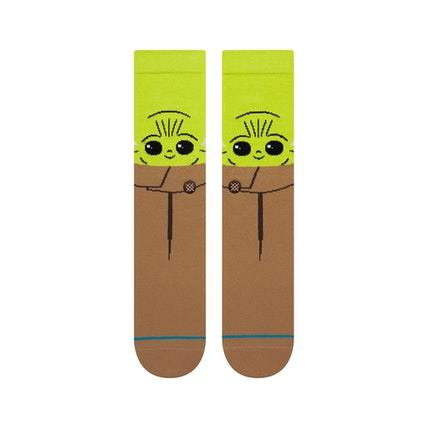 STANCE The Bounty Socks Green MENS ACCESSORIES - Men's Socks Stance