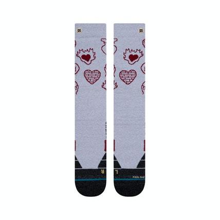 STANCE Poma Snow Socks Grey