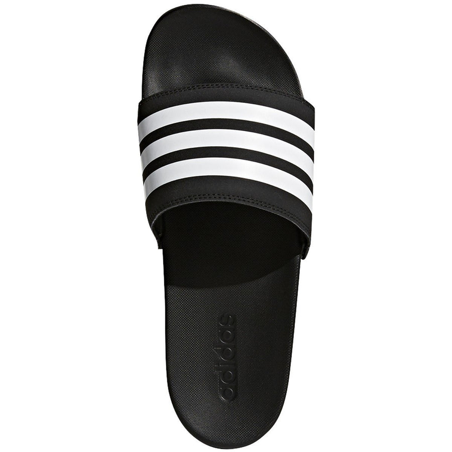 ADIDAS Adilette Comfort Slides Women's Core Black/Cloud White/Core Black FOOTWEAR - Women's Sandals Adidas