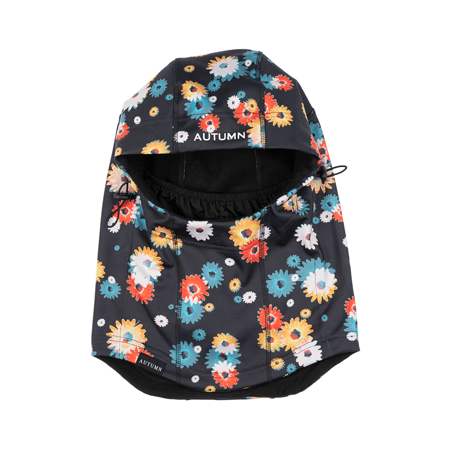 AUTUMN Bonded Hood Flowers