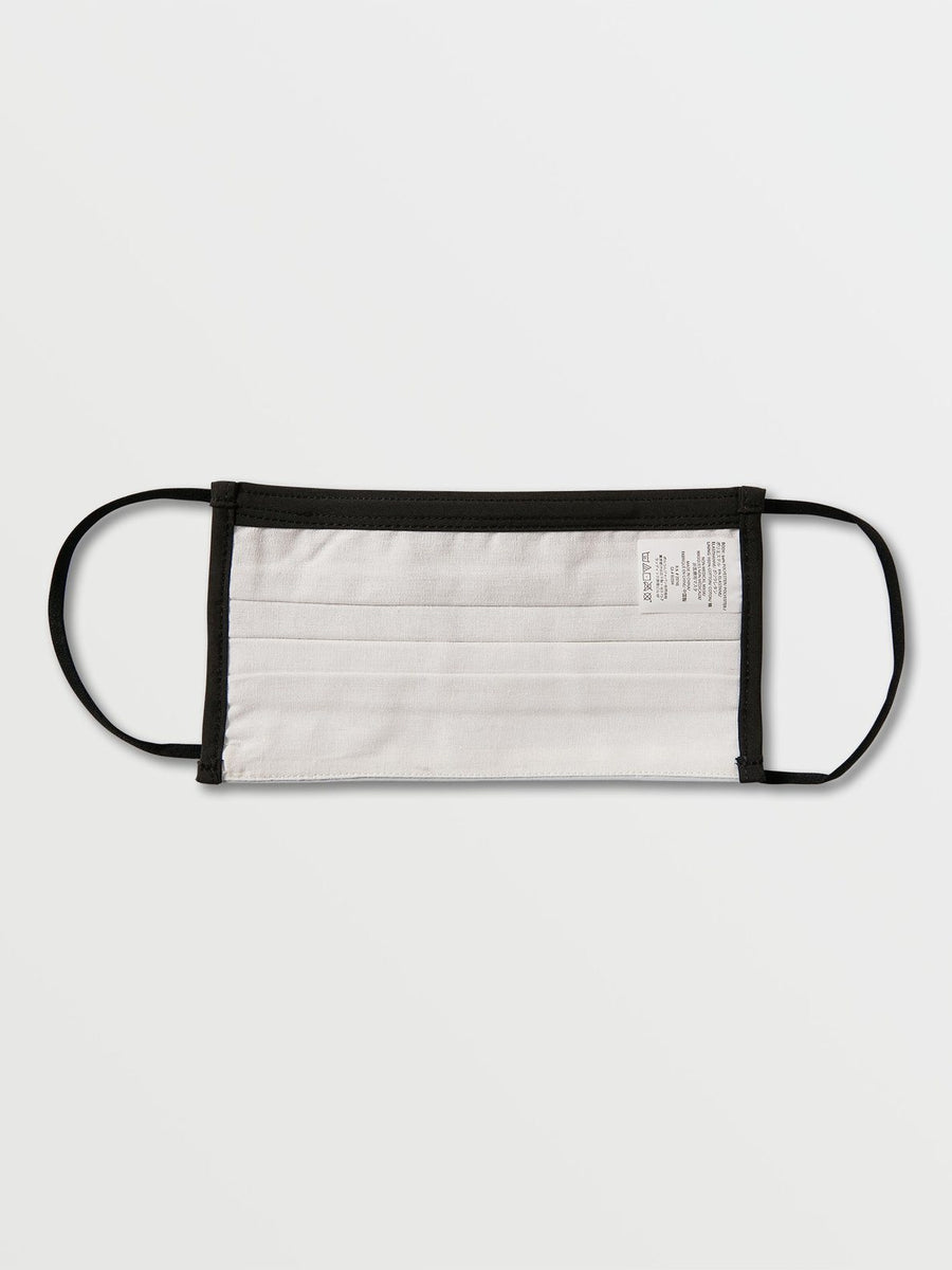 VOLCOM Face Mask Dark Charcoal ACCESSORIES - Face Mask Volcom