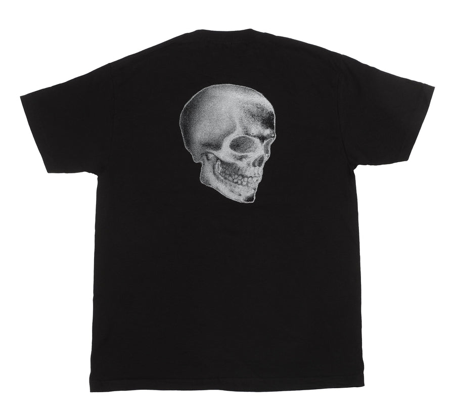 JENNY Skull T-Shirt Black MENS APPAREL - Men's Short Sleeve T-Shirts Jenny