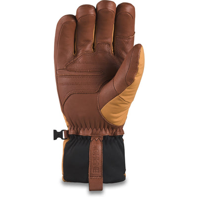 DAKINE Excursion Short GORE-TEX Glove Red Earth/Caramel WINTER GLOVES - Men's Snowboard Gloves and Mitts Dakine