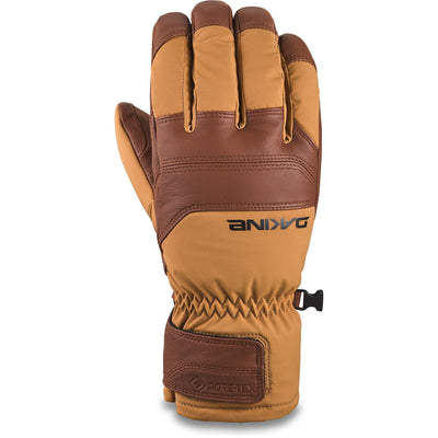 DAKINE Excursion Short GORE-TEX Glove Red Earth/Caramel WINTER GLOVES - Men's Snowboard Gloves and Mitts Dakine M