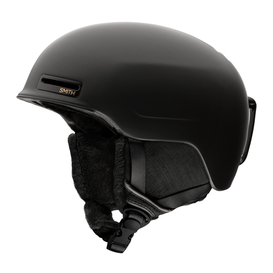 SMITH Allure MIPS Women's Snow Helmet Matte Black Pearl 2021 SNOWBOARD ACCESSORIES - Women's Snowboard Helmets Smith S