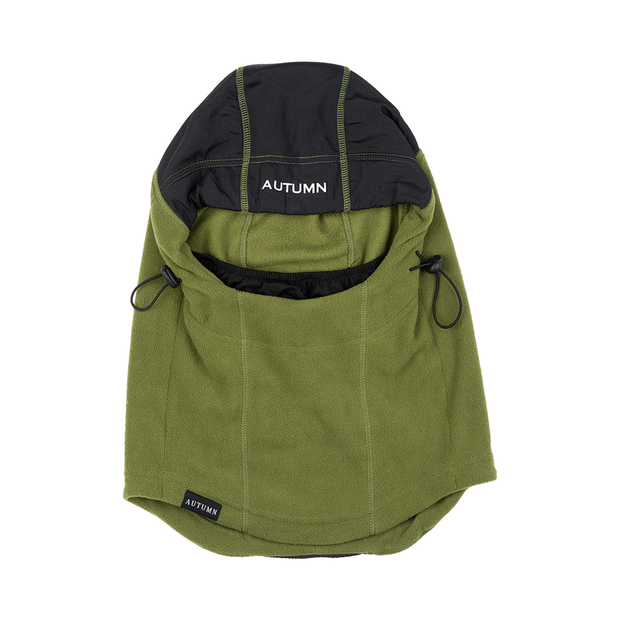 AUTUMN Hi Tek Hood Army Green