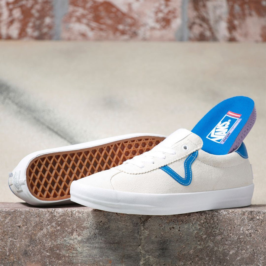 VANS Skate Sport Shoes Director Blue