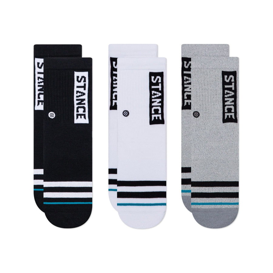 STANCE OG ST Kids 3 Pack Socks Multi