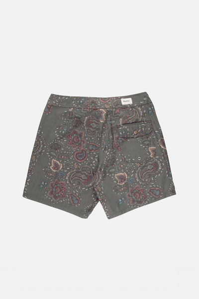RHYTHM Slow High Beach Short Sage MENS APPAREL - Men's Boardshorts Rhythm