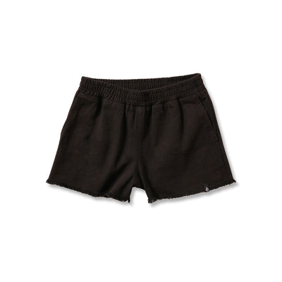 VOLCOM Strutin Stone Shorts Girls Black KIDS APPAREL - Girl's Walkshorts Volcom S