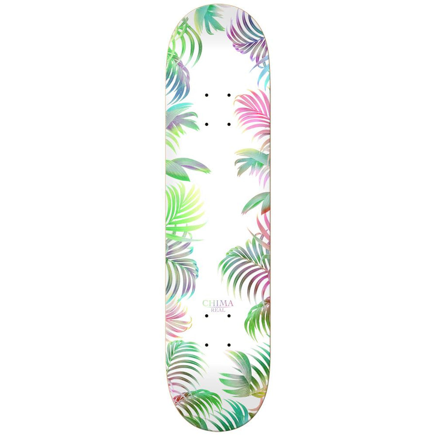 REAL Chima Chiller 8.25 Skateboard Deck SKATE SHOP - Skateboard Decks Real