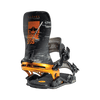ROME Katana Snowboard Bindings Black Orange 2021 SNOWBOARD BINDINGS - Men's Snowboard Bindings Rome