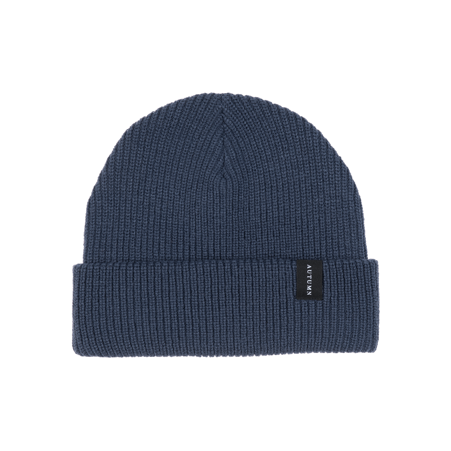 AUTUMN Select Beanie Denim Heather MENS ACCESSORIES - Men's Beanies Autumn