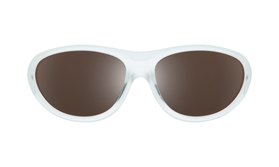 SPY Scoop 2 Matte Crystal - Happy Bronze With Black Spectra Mirror Sunglasses SUNGLASSES - Spy Sunglasses Spy