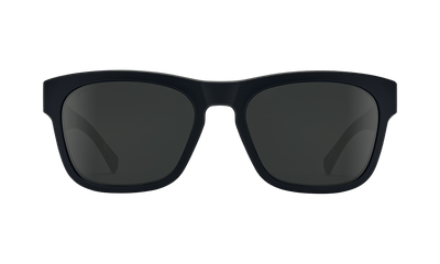 SPY Crossway SOSI Matte Black - Gray Sunglasses SUNGLASSES - Spy Sunglasses Spy