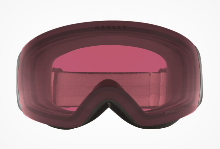 OAKLEY Flight Deck XM Matte Black - Prizm Dark Grey Snow Goggle GOGGLES - Oakley Goggles Oakley