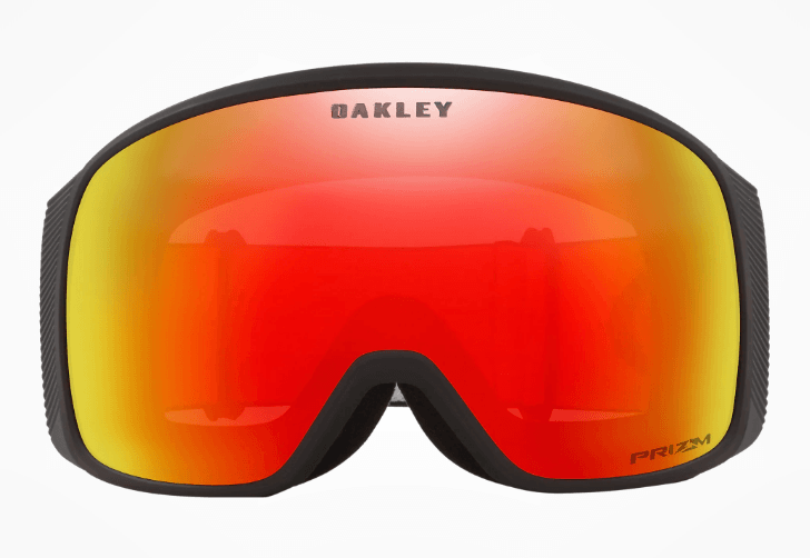 OAKLEY Flight Tracker XL Matte Black - Prizm Torch Iridium Snow Goggle GOGGLES - Oakley Goggles Oakley