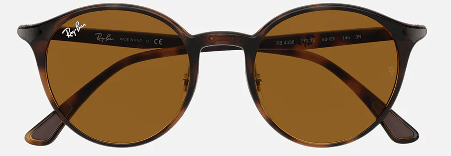 RAY-BAN RB4336 Tortoise - Brown Classic B-15 Sunglasses SUNGLASSES - Ray-Ban Sunglasses Ray-Ban