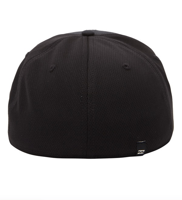BILLABONG Performance Stretch Hat Black MENS ACCESSORIES - Men's Baseball Hats Billabong