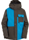 BILLABONG Arcade Snowboard Jacket Boys Royal 2021 YOUTH INFANT OUTERWEAR - Youth Snowboard Jackets Billabong