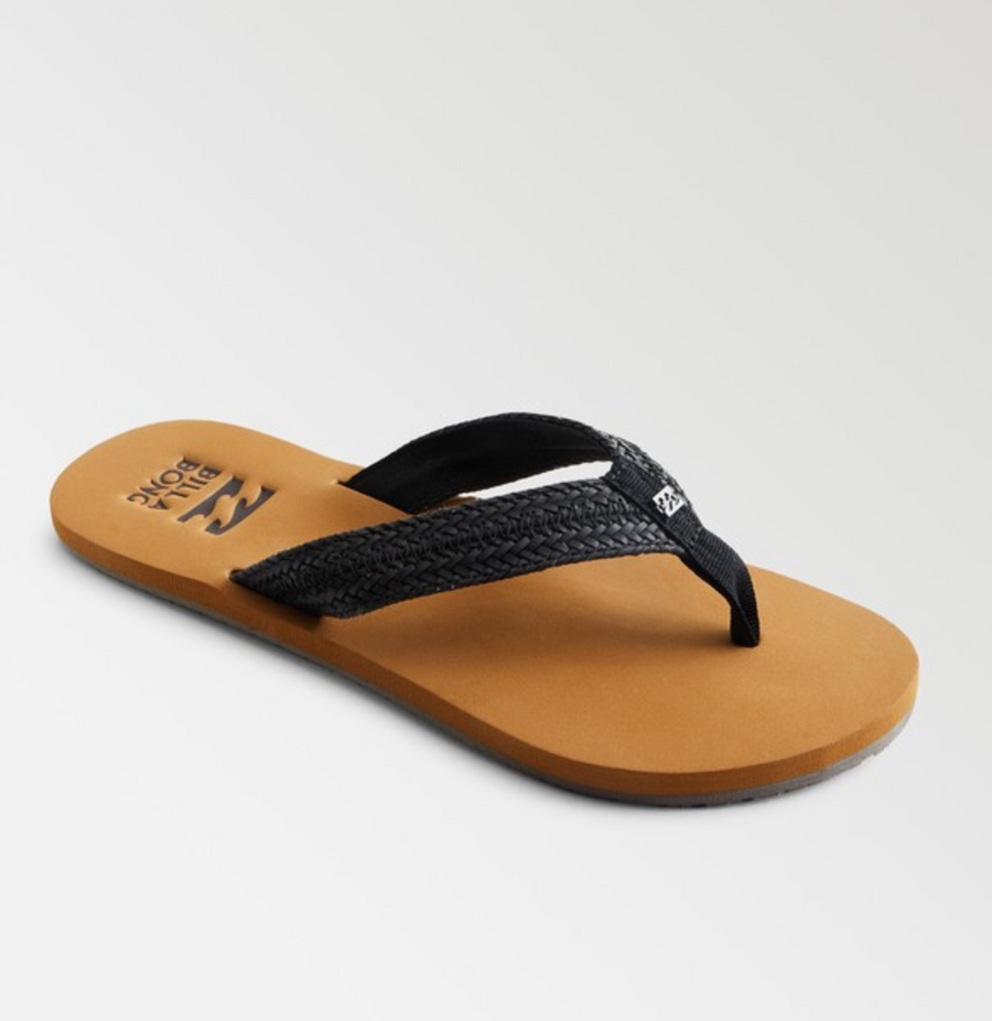 BILLABONG Kai Sandals Women's Off Black FOOTWEAR - Women's Sandals Billabong