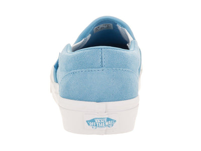 VANS Classic Slip-On Womens Shoes Alaskan Blue FOOTWEAR - Women's Skate Shoes Vans