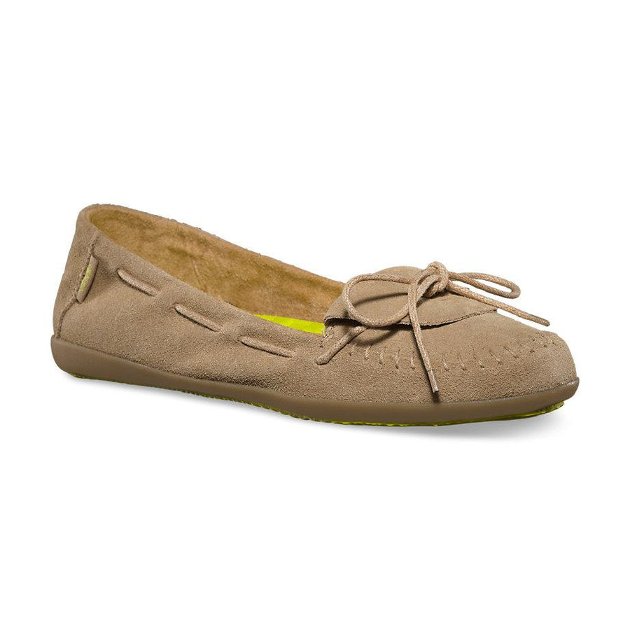 VANS Alpaca Shoes Camel Women's
