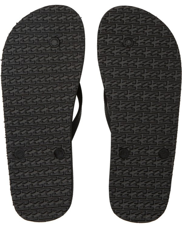 BILLABONG Tides Sandals Black Multi