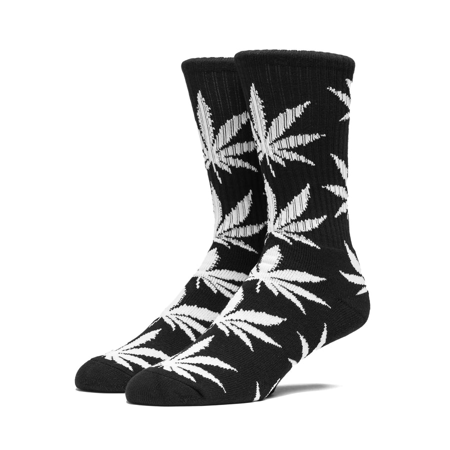 HUF Plantlife Socks Black MENS ACCESSORIES - Men's Socks huf