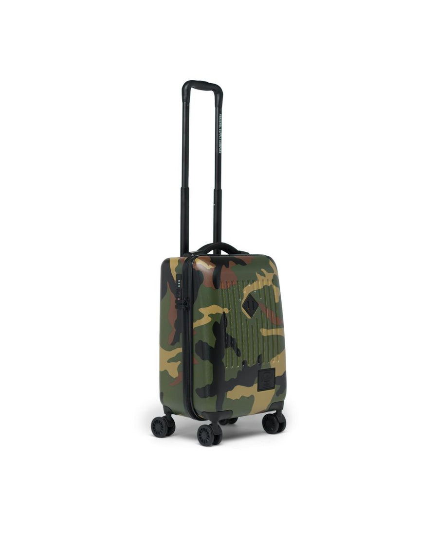 HERSCHEL Trade Carry On Luggage Woodland Camo