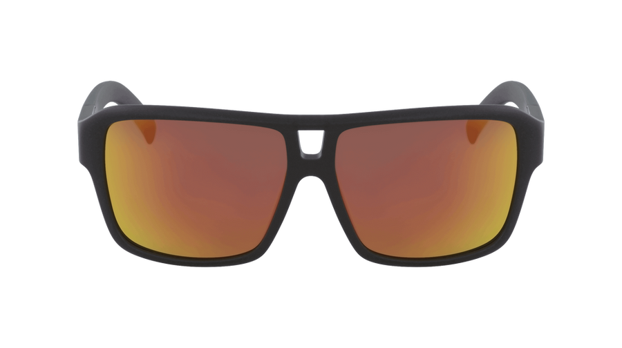 DRAGON The Jam Matte Black - Lumalens Red Ion Sunglasses SUNGLASSES - Dragon Sunglasses Dragon