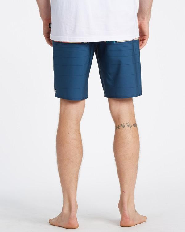 "BILLABONG Tribong Pro 19"" Boardshorts Seagreen MENS APPAREL - Men's Boardshorts Billabong"