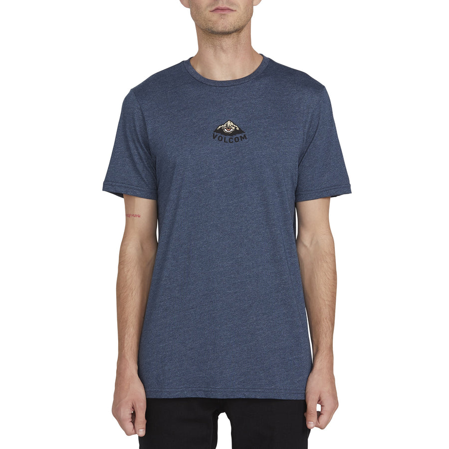 VOLCOM Viewer T-Shirt Navy