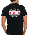 FREERIDE Garage T-Shirt Black