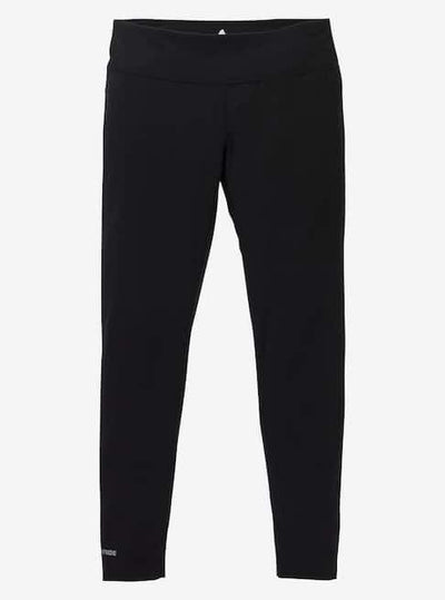 BURTON Midweight Base Layer Pant Women's True Black