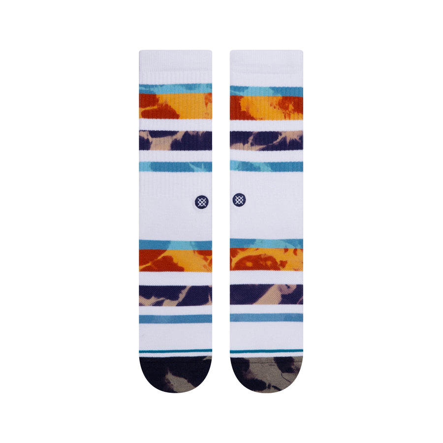 STANCE Brong Socks Burnt Orange