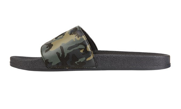BILLABONG Poolslide Corp Vegan Leather Sandals Camo
