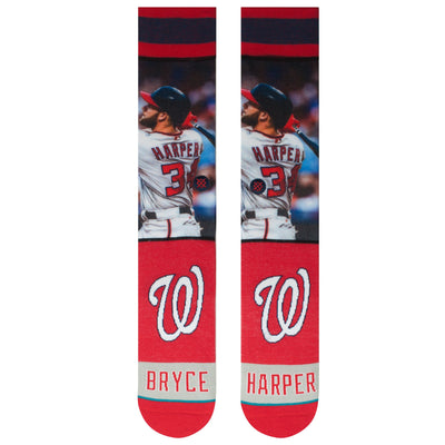 STANCE MLB Bryce Harper Socks MENS ACCESSORIES - Men's Socks Stance