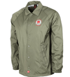 SPITFIRE K.T.U.L. Coaches Jacket Army Green MENS APPAREL - Men's Street Jackets Spitfire