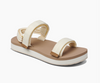REEF Voyage Lite Seas Sandals Women's Vintage White