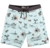 SALTY CREW Compass Boardshorts Mint