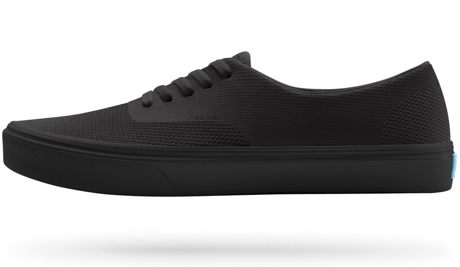 PEOPLE The Stanley Really Black - Really Black Shoes Womens FOOTWEAR - Women's Native and People Shoes People BLACK/BLACK 6
