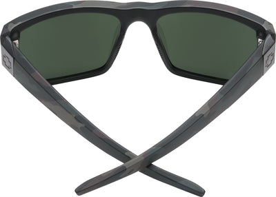 SPY Dirty Mo 2 Matte Camo - HD Plus Grey Green Polarized Sunglasses