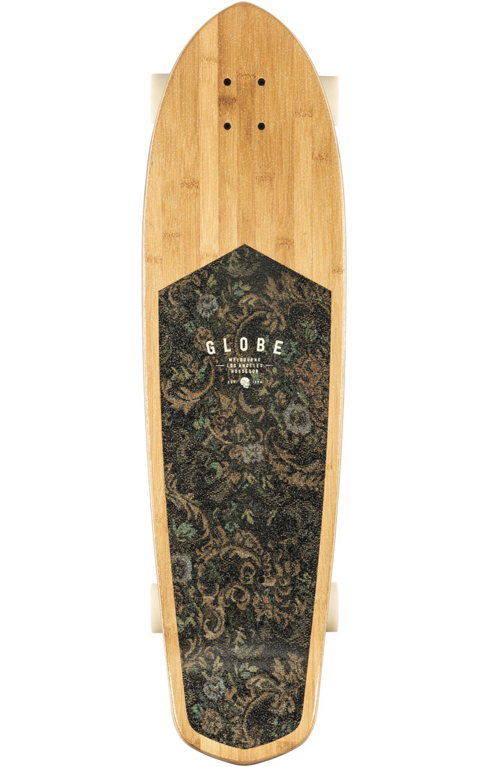 GLOBE Blazer XL Bamboo/Floral Couch Cruiser Complete
