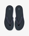 HURLEY Lunar Sandals Obsidian FOOTWEAR - Men's Sandals Hurley