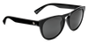 ELECTRIC Nashville XL Matte Black - Polarized Grey Sunglasses