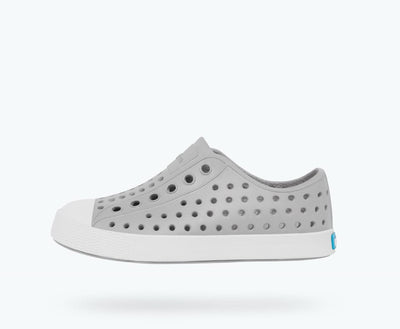 NATIVE Jefferson Child Pigeon Grey/Shell White Shoes