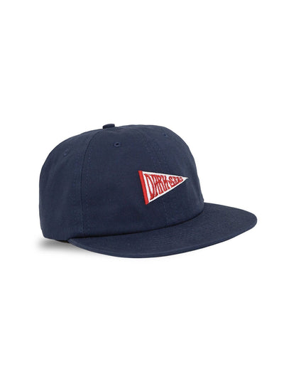 DARK SEAS Bandol Snapback Hat Navy MENS ACCESSORIES - Men's Baseball Hats Hurley