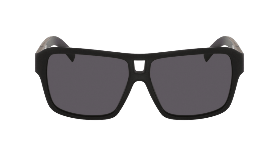DRAGON The Jam Matte Black H2O - Lumalens Smoke Polarized Sunglasses